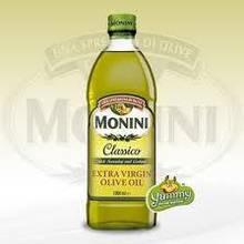 Оливкова олія Монини Класіко,1 л. ІТАЛІЯ