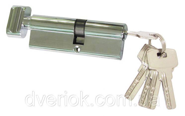 Цилиндровый механизм USK ZCi-95 (55x40) ключ/поворотник