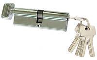 Цилиндровый механизм USK ZCi-100 (50x50) ключ/поворотник