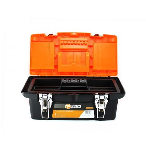 """ТМ""""POLAX"""" Ящик для інструментів 16"""" 415*210*190мм (шт.)"""