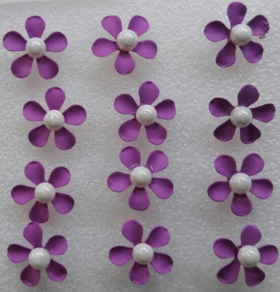 """Сережки-гвоздики """"Квітка"""" / ціна за пару"""