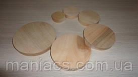 Заготівля дерев'яна кругла. Вільха 3 - 8 см