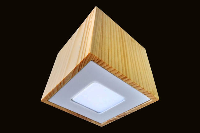 Люстра Куб потолочный, фото 2
