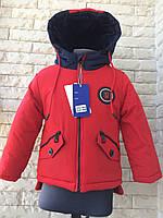 Куртка зимняя на мальчика 80-98 еврозима, фото 1