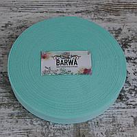 Трикотажная пряжа Barwa в роликах, цвет Тиффани