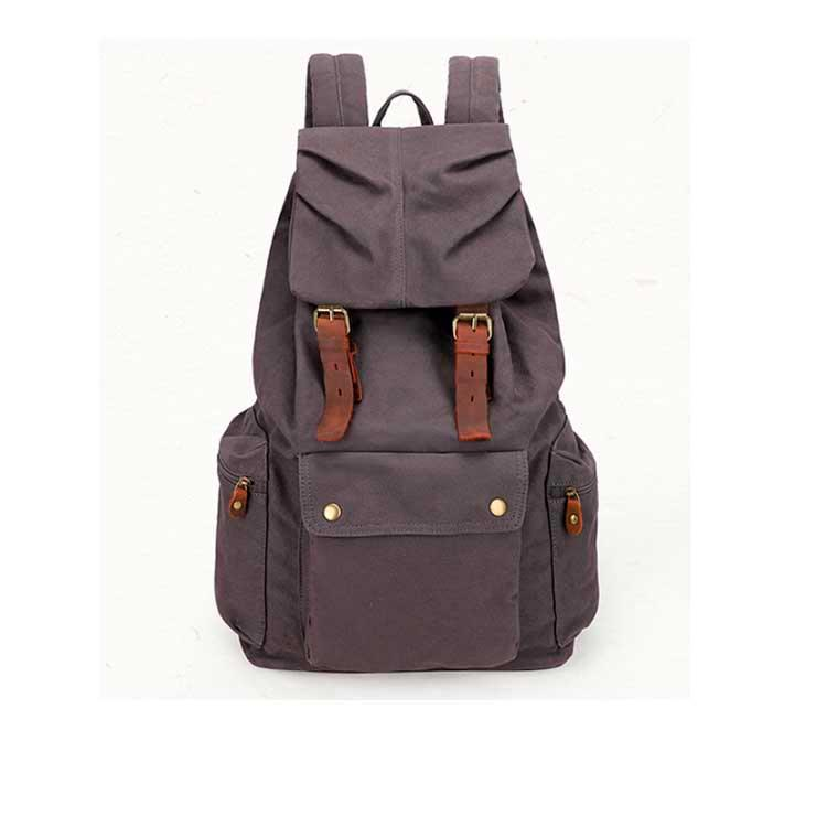 Міський рюкзак S.c.cotton темно-сірого кольору
