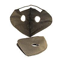 2х Фильтры для велосипедных масок респиратора HatsLight FFP2 PM2.5, набор, фото 3