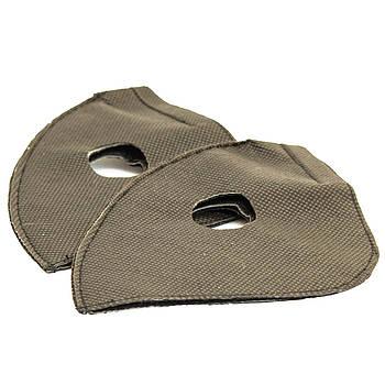 2х Фильтры для велосипедных масок респиратора HatsLight FFP2 PM2.5, набор