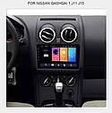 Штатная магнитола Nissan Qashqai 2006-2012 Android 9, фото 4