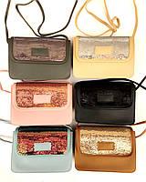 Детские стильные сумочки, клатчи для девочек на клапане и с ремешком на плечо