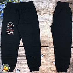 Спортивные штаны с манжетом для подростка Размеры: 7,8,9,10 лет (20507)