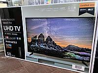 Телевизор 50 Samsung SmartTV 9,0  LED! , IPTV, Android, T2, WIFI, USB 12 мес гарантия самсунг смарт тв