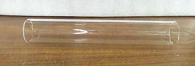 Стекло боросиликатное для диоптра Ø60мм H500mm