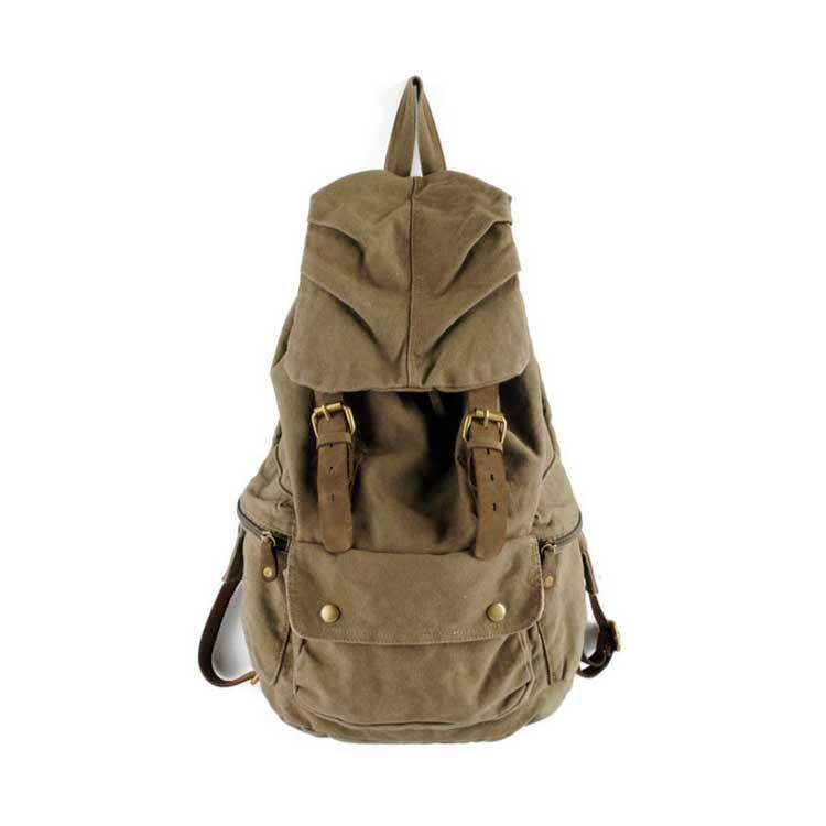 Міський рюкзак S.c.cotton кольору хакі