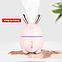 Міні Зволожувач-нічник Rabbit (рожевий), фото 2