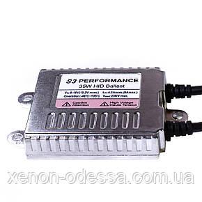 Блок розжига S3 Performance 35W AC Slim / балласт для ксенона, фото 2