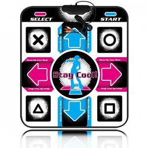 Танцевальный коврик для детей и взрослых для PC и TV Dance Pad 130263