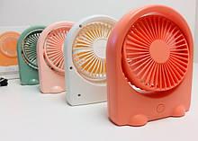Вентилятор настільний акумуляторний дві швидкості DD-5576 (96 шт/ящ)
