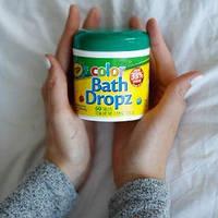 Crayola Color Bath Dropz, Цветные таблетки для ванны