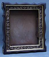 Резной киот для иконы, фото 6
