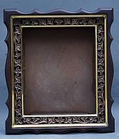 Резной киот для иконы, фото 2
