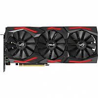 GF RTX 2060 6GB GDDR6 ROG Strix Gaming Evo Advanced Edition Asus (ROG-STRIX-RTX2060-A6G-EVO-GAMING)