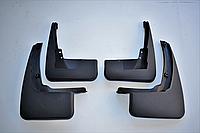 Брызговики для Mercedes-Benz GL X164 2006-2012 под порог, комплект 4 шт.