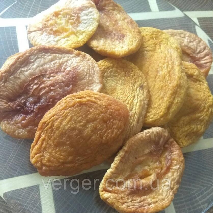 Персик натуральный сушеный без сахара