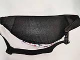 Сумка на пояс INS Ткань Принт спортивные барсетки сумка только опт, фото 4