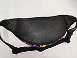 Сумка на пояс LIKEE Ткань Принт спортивные барсетки сумка только опт, фото 4