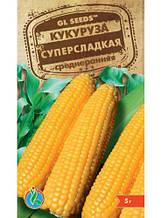 Кукурудза цукрова Суперсолодка 5 р.