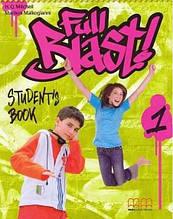 Підручник Англійська мова 5 клас Поглиблений Full Blast 1 Student's Book Mitchell H.Q. MM Publications