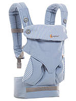 Эрго рюкзак.Рюкзак-переноска Ergobaby four position 360,azure blue