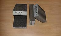 Абразивная губка SMIRDEX (грубая, средняя, тонкая, сверхтонкая) 4 стороны 100*70*25.