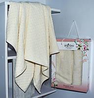 Набор полотенец Gakkard crema, фото 1