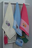 Набор полотенец Букет в ассорт. (6 шт), фото 1