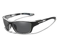 Очки Kingseven поляризационные солнцезащитные  White Black