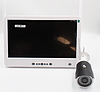 "Реєстратор + Камери DVR KIT c LCD 13"" 1308 WiFi 8ch набір на 8 камер"