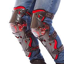 Мотозащита (коліно, гомілка) Carbon BENKIA