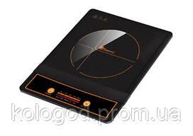 Індукційна Настільна Електроплита DOMOTEC MS-5832 Електроплита Склокерамічна Потужність 2000W
