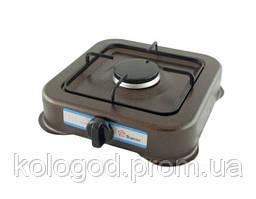 Настільний Таганок Газовий Плита Domotec MS 6601 На 1 Конфорку DOMOTEC MS-6601 Brown