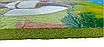 Детский коврик 2000х1200х8мм, «Мадагаскар», теплоизоляционный, развивающий, игровой коврик, фото 6