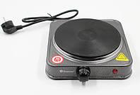Плита Электрическая Настольная Кухонная Электроплита Domotec MS 5811 Дисковая Мощность 1500W, фото 1