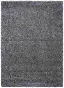 Дорожка с высоким ворсом LOFT SHAGGY 0001-10 1Х2 Серый