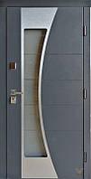 Двері вхідні, МДФ, 960x2050, зовнішні, праві, №1290593