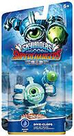 Skylanders SuperChargers Dive Clops