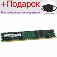 Оперативная память DDR2 4Gb PC2-6400U 800Mhz С чипом Samsung Для AMD