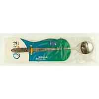 13402 ( Чайная ложка с длинной ручкой без золота)