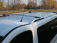 Рейлини для Opel Vivaro (опель виваро) тип Crown д.б., ABS пластик