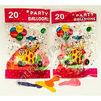 32623 ( Воздушные шарики без рисунка (уп. 20шт))